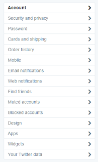Cara Memasang Widget Twitter dengan Timeline pada Blog