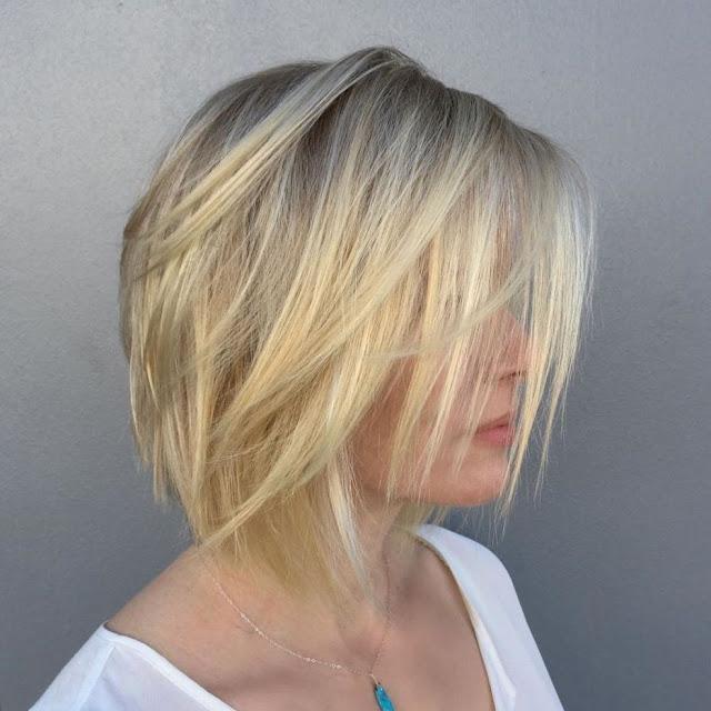 medium bob hairstyles 2019