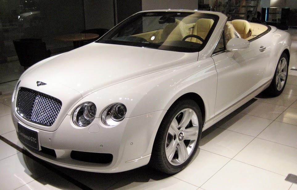 Daftar Harga Mobil Bentley Terbaru