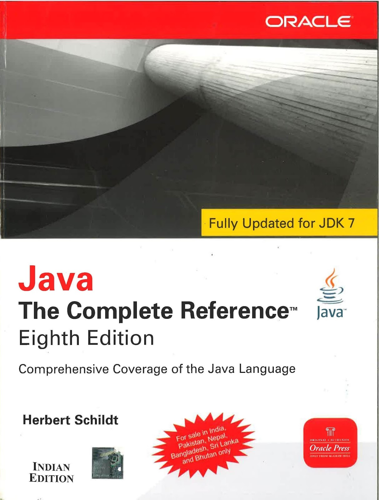 Java The Complete Reference 8th Edition By Herbert Schildt Pdf Free