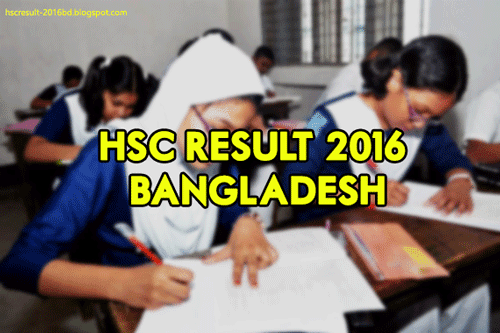 HSC Result 2017 bd published