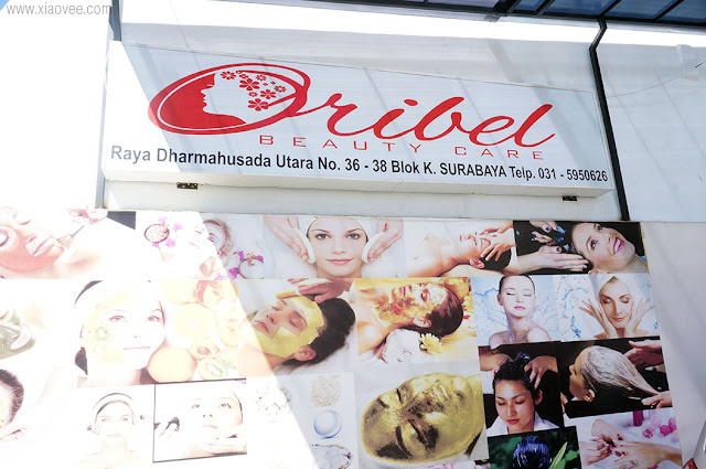Oribel, Oribel Beauty Care, Oribel Beauty Care Surabaya, Oribel service review