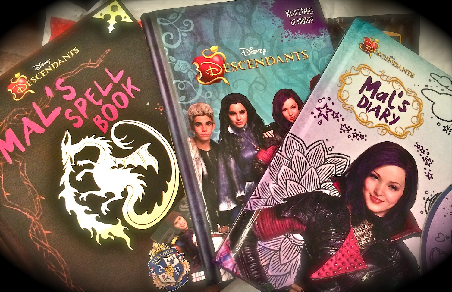 Disney Sisters: Descendants: 3 Books That Will Put A Spell On You