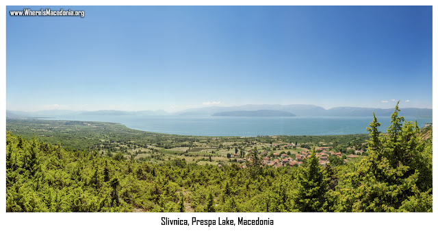 Prespa Lake, Macedonia
