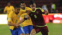 Venezuela vs Brazil 0-2 Video Gol & Highlights