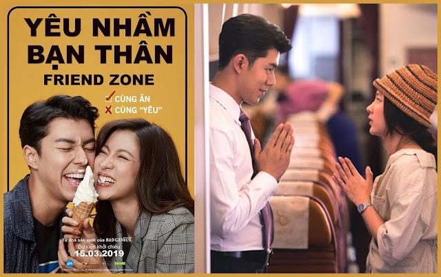 Yeu Nham Ban Than - Friend Zone (2019) [Thuyết Minh + VietSub]