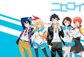 Nisekoi -False Love