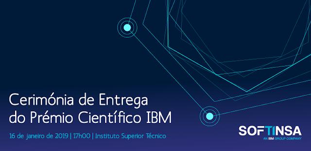 Projeto com potencial para revolucionar a Medicina e Indústria vence Prémio Científico IBM
