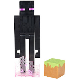 Minecraft Enderman Survival Mode Figure
