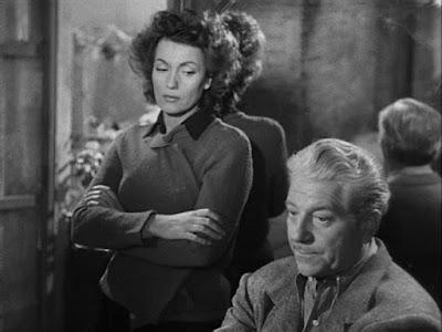 Demasiado tarde (1949) Le mura di Malapaga (Au-delà des grilles) - Jean Gabin, Isa Miranda