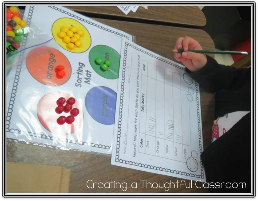 100th Day Math Centers Creating a Thoughtful Classroom