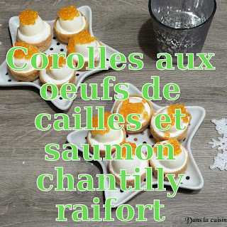 http://danslacuisinedhilary.blogspot.fr/2016/12/corolles-oeufs-caille-oeufs-saumon.html
