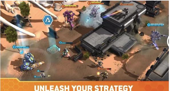 لعبة Titanfall: Assault للاندرويد