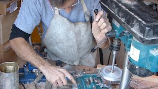 bricolage tour métal