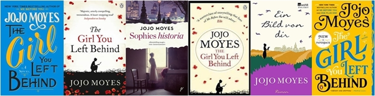 Dziewczyna, którą kochałeś Jojo Moyes