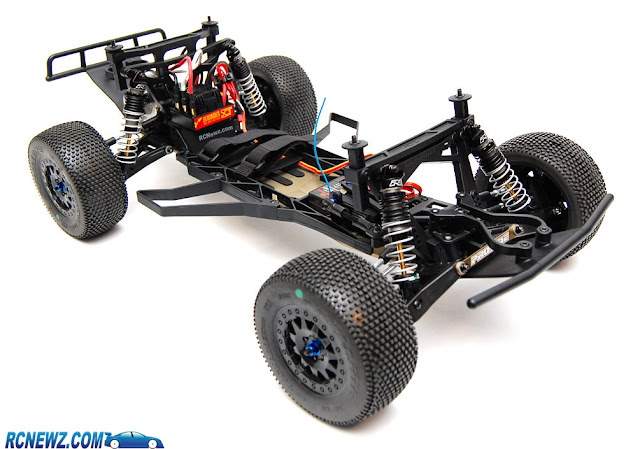 Pro-Line Pro-2 SC roller chassis