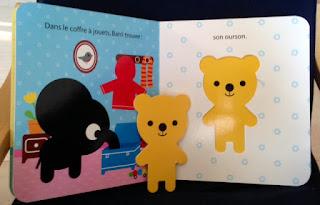 Barri cherche son doudou - l'ourson puzzle