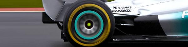 Torque en la rueda de un Formula 1
