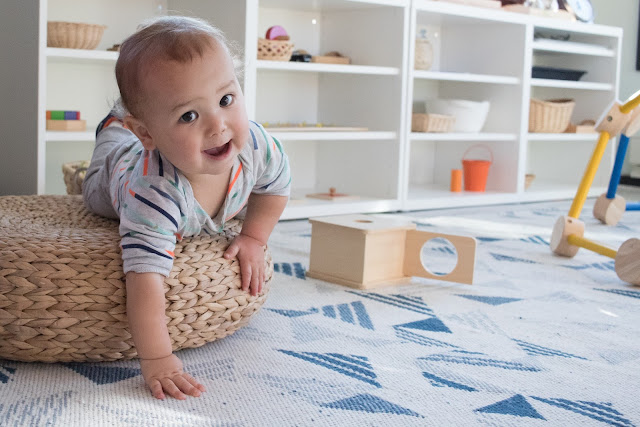 A look at the Montessori first plane of development from age 0-3!