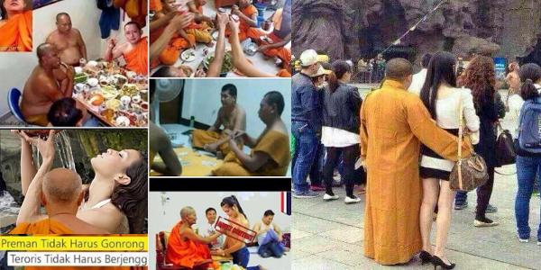 Mohon Sebarkan!!! Beginikah Realiti Kehidupan Mewah Sami Buddha Yang Membunuh Islam Rohingya?