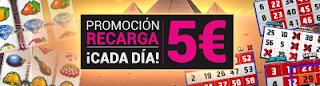 Goldenpark premia con 5 euros dia tu fidelidad hasta 31 enero