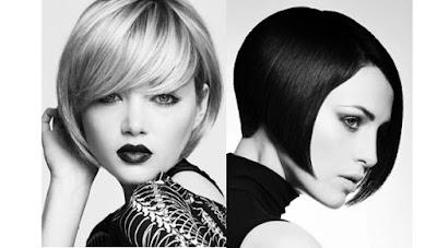 Bom Kesim Saç Modelleri