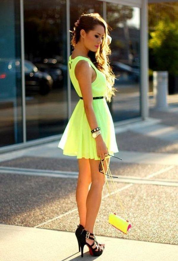 Outfits y vestidos