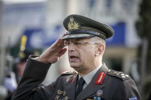 Το αποχαιρετιστήριο μήνυμα του Στρατηγού Στεφανή μετά από 40 χρόνια υπηρεσίας