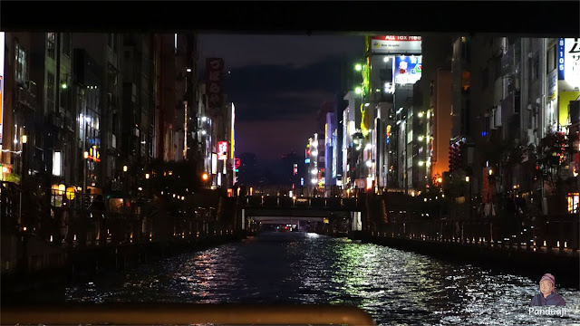 Dotonbori River Cruise
