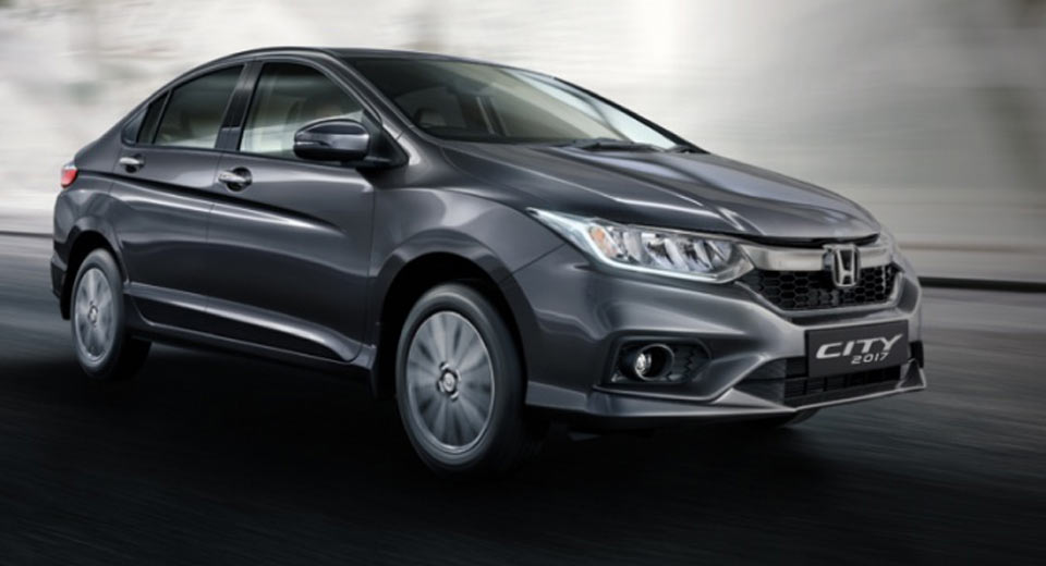 facelifted honda city gets convincing new face in india