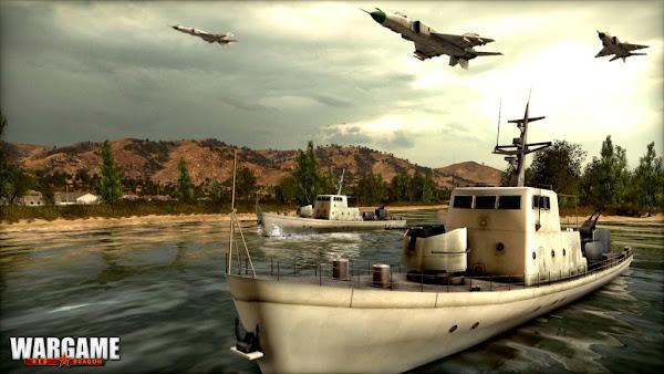 Screen Shot Of Wargame Red Dragon (2014) Full PC Game Free Download At worldfree4u.com