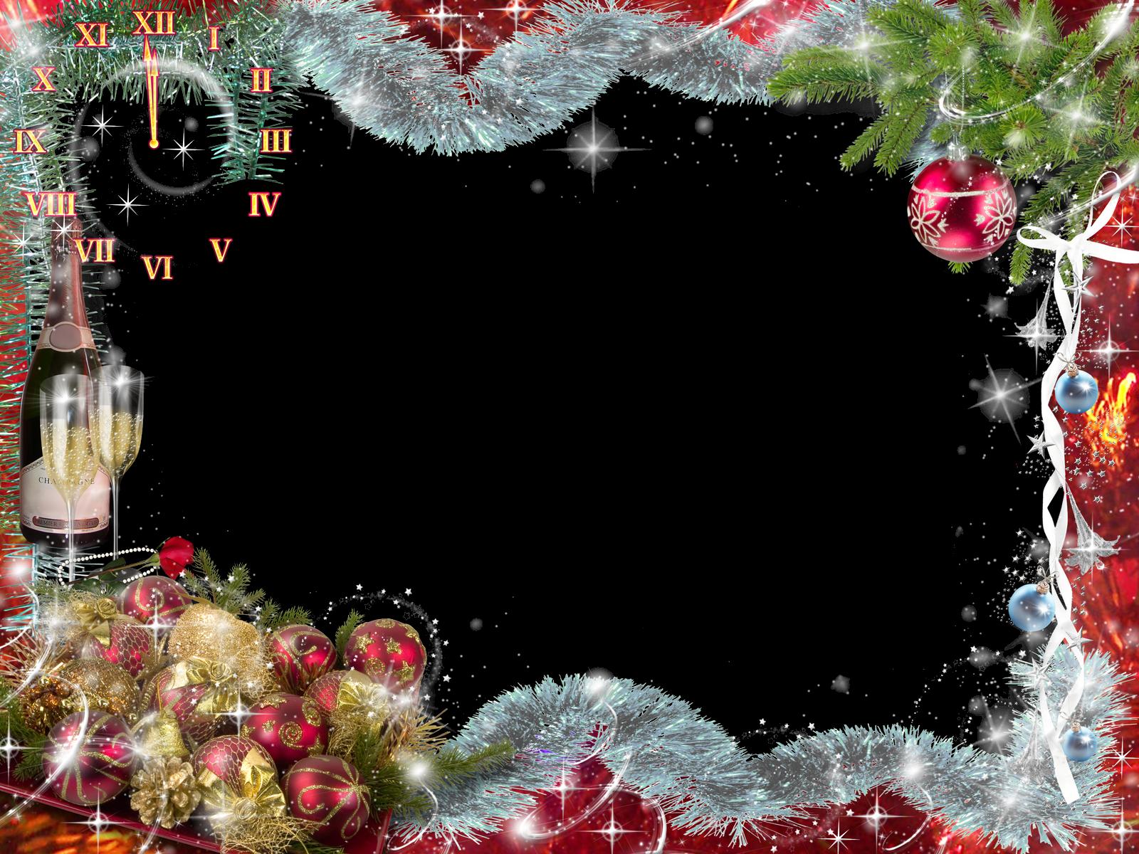 Marcos Para Decorar Fotos De Navidad