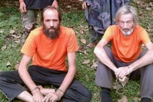 Norwegian hostage released by Abu Sayyaf in the Philippines