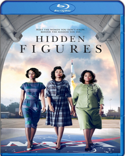 Hidden Figures [2016] [BD25] [Latino]