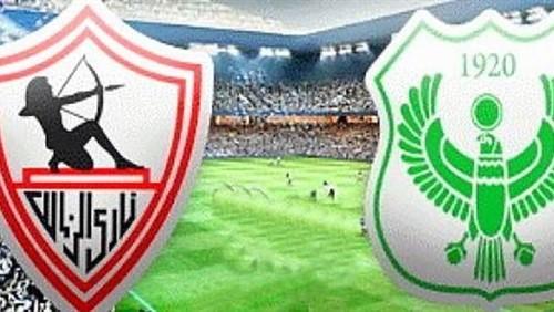 الزمالك يلاقي المصري في الدور نصف نهائي كأس مصر الليلة