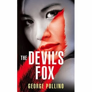 the devil's fox, george pollino, asian mythology book, asian protagonist