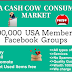 Facebook groups links having 10 million USA Cash Cow members