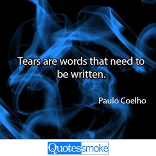 Paulo Coelho Sad Quote