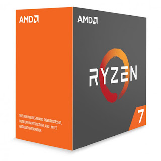 AMD Ryzen 7 1700X - box