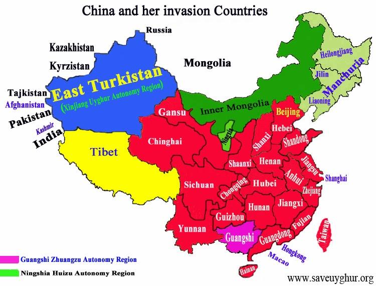 Communist China and Mao Tse-tung