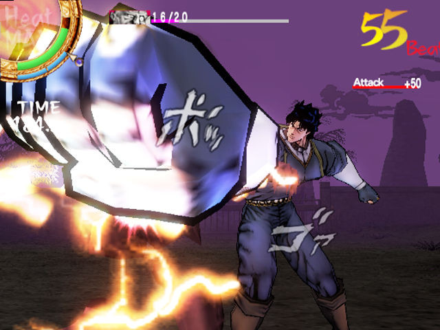 Download Game PS2 Jojo no Kimyou na Bouken - Phantom Blood - Game Tegal
