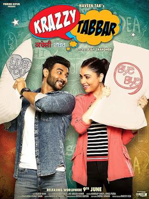 Krazzy Tabbar 2017 Punjabi WEB-DL 480p 180Mb HEVC x265
