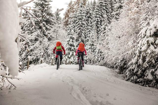 Wintertour aufs Markbachjoch
