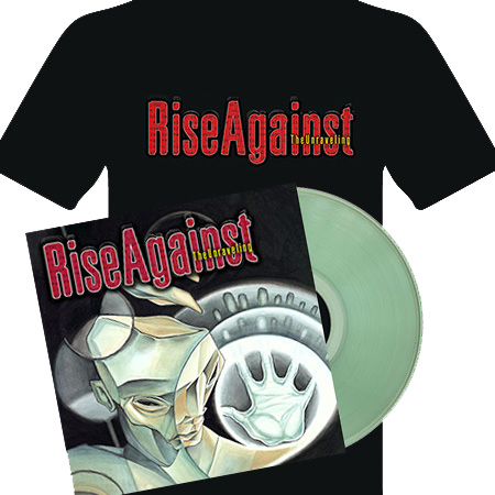 Fat Wreck Chords to release Rise Against 'The Unraveling' in colored vinyl
