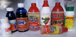Apakah merk Racun rumput (herbisida) Terbaik ?