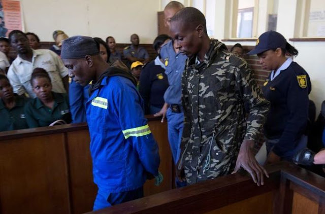 'The stuff of nightmares': South African cannibals sentenced to life in prison