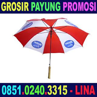 Grosir Payung Promosi Murah Surabaya - Payung Lipat, Payung Golf, Payung Salur, Payung Sablon dan Payung Handle J