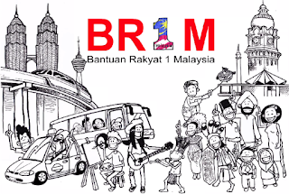 Tarikh Pembayaran BR1M 2017