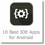 10 Best IDE Apps for Android
