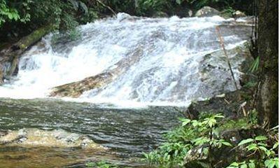 Riam Batu timah obyek wisata kabupaten bengkayang kalbar Cerita Legenda Riam Madi